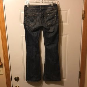 Silver jeans 26